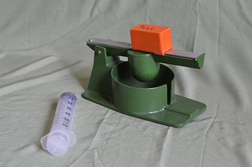 La forme de Nosten® est définie. Toutefois, le matériau (PVC) est fragile.